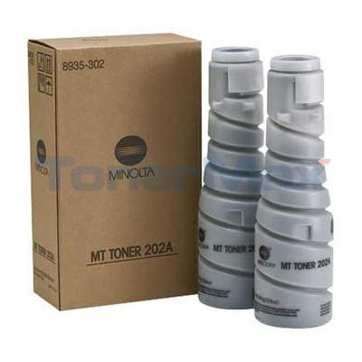 MINOLTA 2080 TONER BLACK (202A)